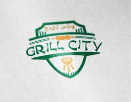 apsdevelopers tarafından Design a Logo for Grilled Food Restaurant için no 27