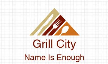 Nro 25 kilpailuun Design a Logo for Grilled Food Restaurant käyttäjältä kamitiger07