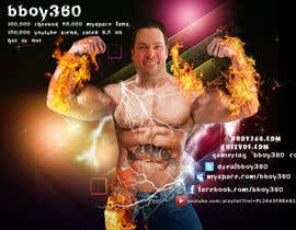 #12 for Add Muscles, Lightning, Fire and Awsomeness to a photo of Me by luvephotowork