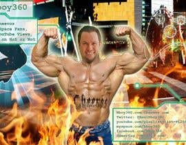 #5 cho Add Muscles, Lightning, Fire and Awsomeness to a photo of Me bởi ecky