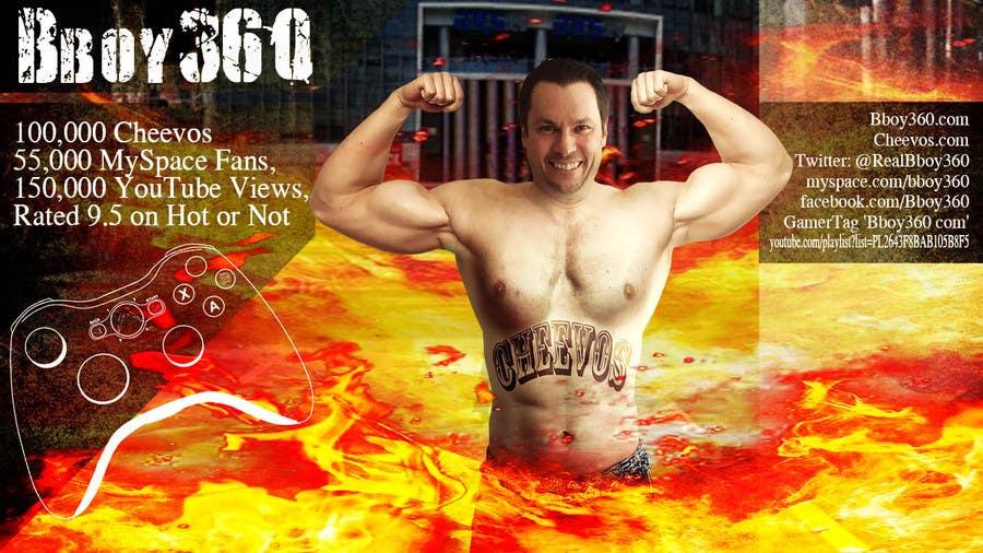 Penyertaan Peraduan #                                        23                                      untuk                                         Add Muscles, Lightning, Fire and Awsomeness to a photo of Me