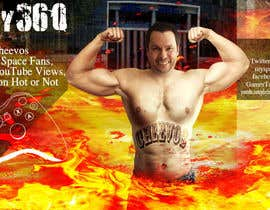 #23 cho Add Muscles, Lightning, Fire and Awsomeness to a photo of Me bởi AlbanoGiovanni