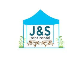 #40 cho Design a Logo for J&S Tent Rental bởi aviral90