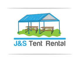#13 cho Design a Logo for J&S Tent Rental bởi georgeecstazy