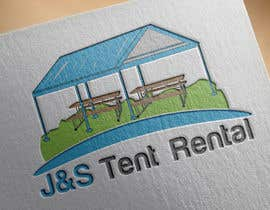 #15 cho Design a Logo for J&S Tent Rental bởi georgeecstazy