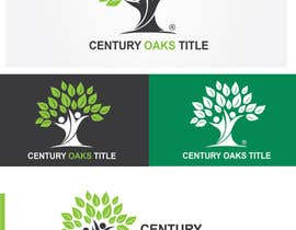 #104 for Design a Logo for Century Oaks Title af orangethief