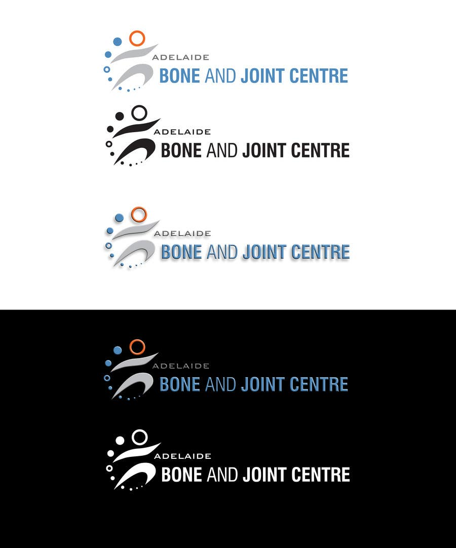 Konkurrenceindlæg #115 for Design a Logo for Adelaide Bone and Joint Centre