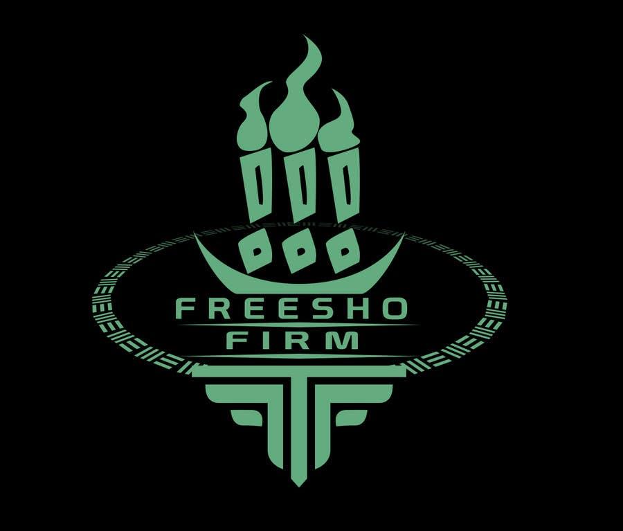 Kilpailutyö #5 kilpailussa Design a Logo for The Freesho Firm
