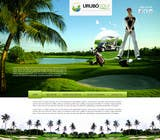 Contest Entry #13 for Urubo Golf Design