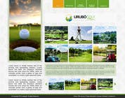 Contest Entry #15 for Urubo Golf Design