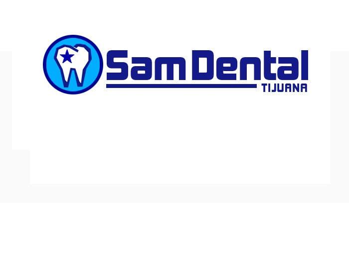 Contest Entry #20 for Sam Dental Logo