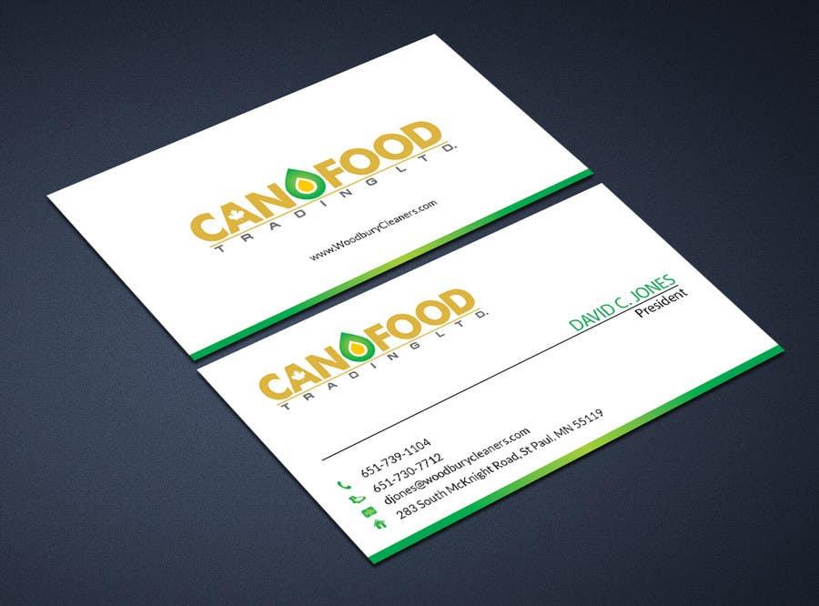 Penyertaan Peraduan #34 untuk 设计一些名片 for company business card