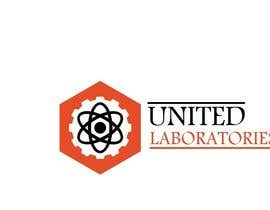 "#35 untuk Design a Logo for ""United Laboratories"" oleh bhargavparmarpd"