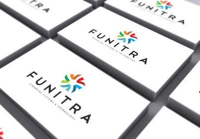 #79 untuk Designa en logo for Funitra oleh deztinyawaits