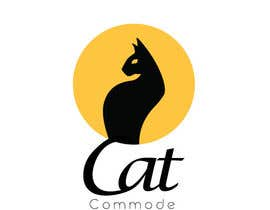 vicos0207 tarafından Design a Logo for the Cat Commode için no 14