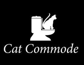 alfinodesign tarafından Design a Logo for the Cat Commode için no 30