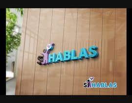 Nro 13 kilpailuun Design a LogoS for   SI HABLAS käyttäjältä MIL80FX