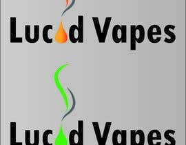 #19 cho Logo for Lucid Vapes bởi drothiahaque