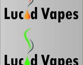 Nro 19 kilpailuun Logo for Lucid Vapes käyttäjältä drothiahaque
