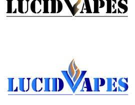 #24 untuk Logo for Lucid Vapes oleh drothiahaque