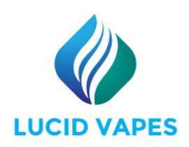 Nro 11 kilpailuun Logo for Lucid Vapes käyttäjältä skippy132