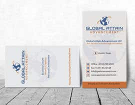 #11 for Design some Business Cards for GAA by Rahimaakter015