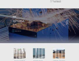 #32 untuk Design a Website Mockup for Fortress Fencing oleh leandeganos