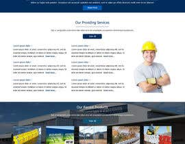 #9 untuk Design a Website Mockup for Fortress Fencing oleh ravinderss2014