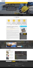 #38 cho Design a Website Mockup for Fortress Fencing bởi logodesire