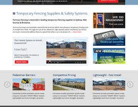 #20 cho Design a Website Mockup for Fortress Fencing bởi nhany
