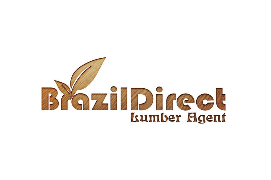 Penyertaan Peraduan #27 untuk Projetar um Logo for lumber company