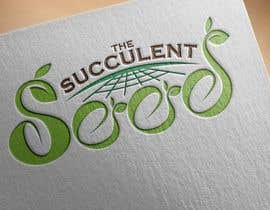 #106 for Design a Logo for The Succulent Seed af infinityvash