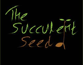 #82 for Design a Logo for The Succulent Seed af gurusinghekancha