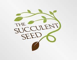 #73 for Design a Logo for The Succulent Seed af cbarberiu