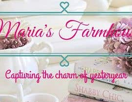 #16 cho Design a Banner for Maria's Farmhouse bởi rj22