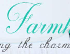 #82 untuk Design a Banner for Maria's Farmhouse oleh samheadhoncho