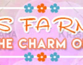 #20 for Design a Banner for Maria's Farmhouse by kirifm