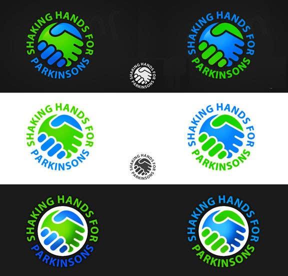 Penyertaan Peraduan #213 untuk Design a Logo for Shaking Hands for Parkinson's