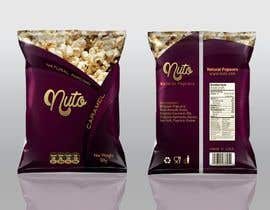 #27 untuk Create Print and Packaging Designs for snack (in food) oleh Med7008