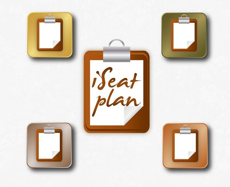 #5 for Appstore Icon for iSeatplan by sunnnyy