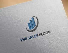 #59 untuk Design a Logo for The Sales Floor oleh aliesgraphics40