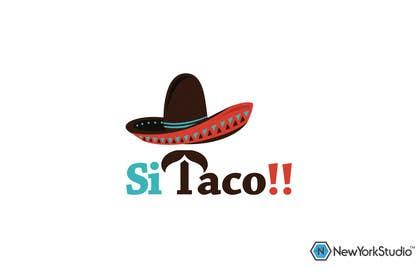 #57 for Design a Logo for 'Si Taco!!' af SergiuDorin