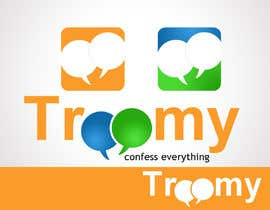 #41 for Design a Logo for Troomy by logodancer