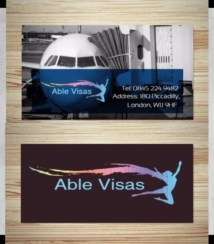 Konkurrenceindlæg #1 for Design some Business Cards for me