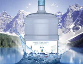 LuisEduarte tarafından Design poster with the given Bottled water psd için no 21