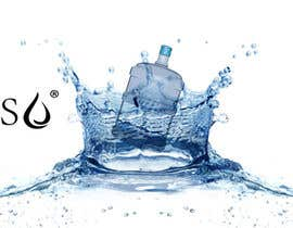 TamaraKos tarafından Design poster with the given Bottled water psd için no 4