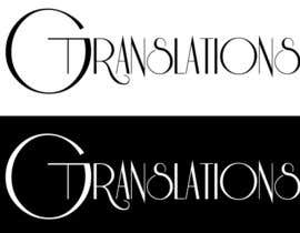 #50 para Design a Logo for my new company called G Tranlslation por aykutayca