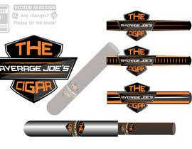 #21 for Design a Logo for The Average Joe's Cigar by MarinaWeb
