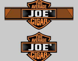 #17 for Design a Logo for The Average Joe's Cigar by kyriene
