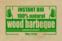 Create Print and Packaging Designs for Barbeque wood için Graphic Design14 No.lu Yarışma Girdisi